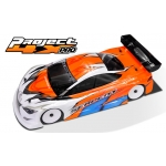 SER400032 - Project 4X PRO 1:10 EP