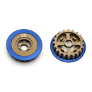 Team Associated AE31644 - Aluminum Spur Gear Pulley, pr